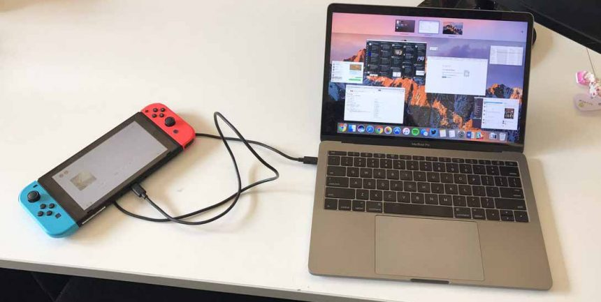 How To Connect Nintendo Switch To Laptop